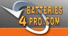 BATTERIES 4 PRO